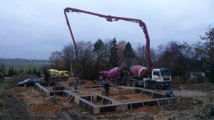 rostverko betonavimas 2