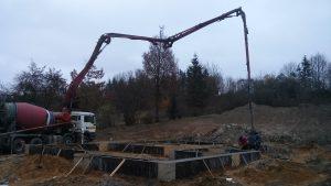 rostverko betonavimas 3